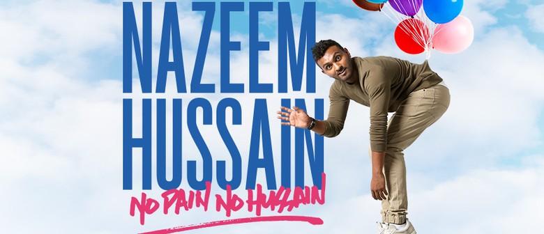 Nazeem Hussain – No Pain, No Hussain – Adelaide Fringe