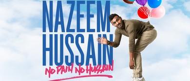 Nazeem Hussain – No Pain, No Hussain – Brisbane Comedy Fest