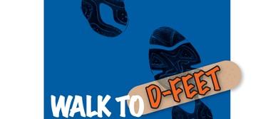 Walk to d'Feet MND 2018