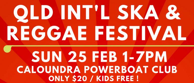 Qld International Ska and Reggae Festival