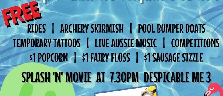 Aussie Arvo – Pool Party