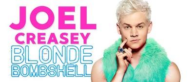 Joel Creasey – Blonde Bombshell – Adelaide Fringe