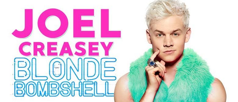 Joel Creasey – Blonde Bombshell – Brisbane Comedy Festival