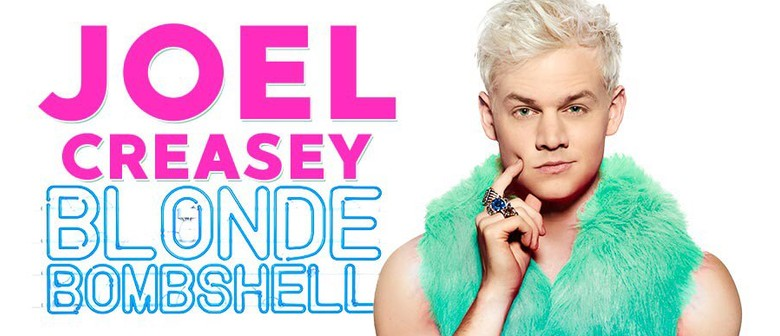 Joel Creasey – Blonde Bombshell – Canberra Comedy Festival