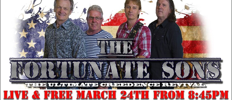 The Fortunate Sons Creedence Revival Show
