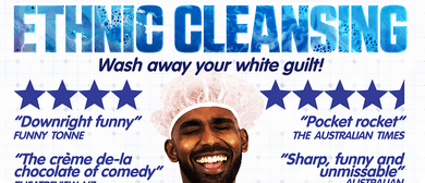 Ethnic Cleansing: Ruven Govender – Fringe World Comedy