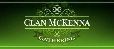 McKenna Clan Gathering 2018