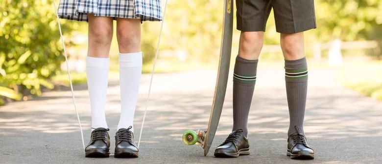 Skobi School Shoe Pop-Up