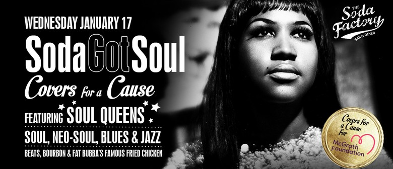 Soul Queens – Covers for A Cause