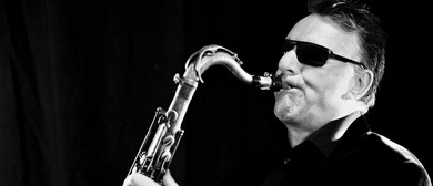 Wilbur Wilde Features With JMQ Jazz Ensemble