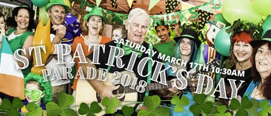 St Patrick's Day Parade – Brisbane Irish Festival