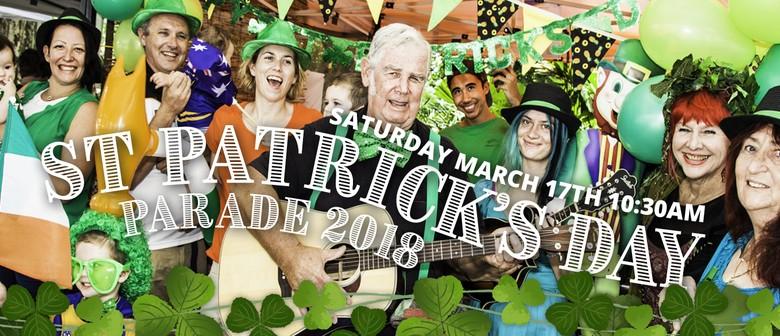 St Patrick's Day Parade – Brisbane Irish Festival