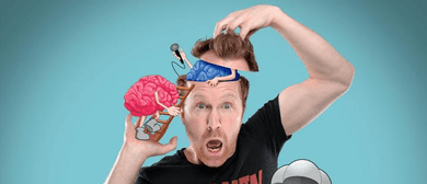 Jason Byrne: The Man With Three Brains – Perth Comedy Fest