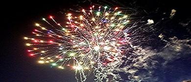 Australia Day Fireworks and Celebrations