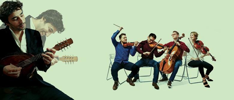 Avi Avital & Giocoso String Quartet
