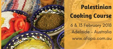 Palestinian Cooking Course