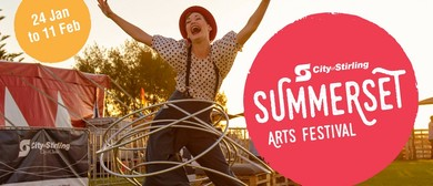 Summerset Arts Festival 2018