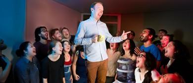Cool Story Bro – Brisbane Comedy Festival