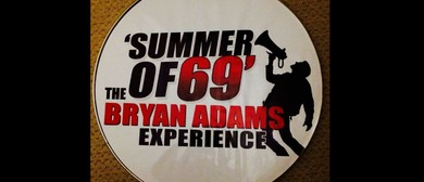 Summer of 69 – The Bryan Adams Experience, Get Carter Band