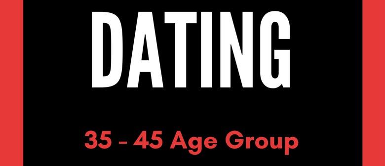 Speed Dating 35–45