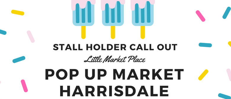 Pop Up Market By Little Market Place