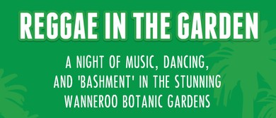 Reggae In the Garden