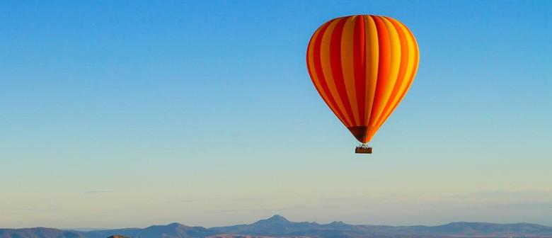 Valentine's Day Hot Air Balloon