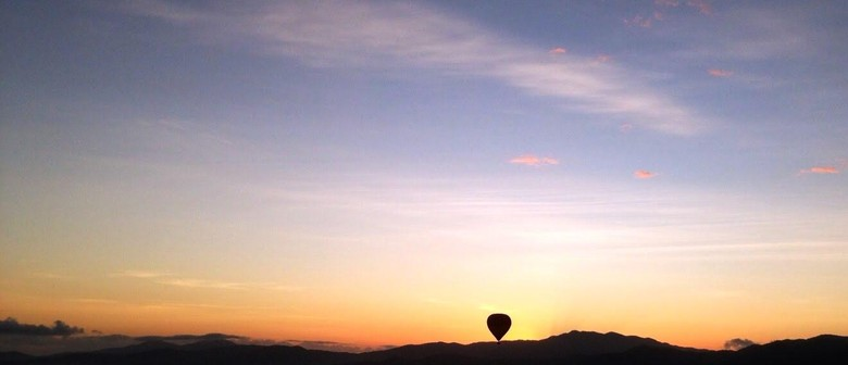 Mother's Day Hot Air Balloon