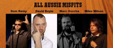 All Aussie Misfits – Fringe World