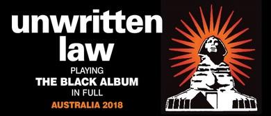 Unwritten Law – The Black Album Full Performance