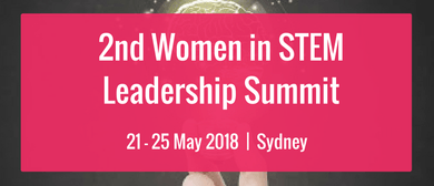 2nd Women in STEM Leadership Summit