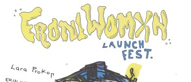 Frontwomxn Launch Fest - Aiding Emerging Womxn In Music