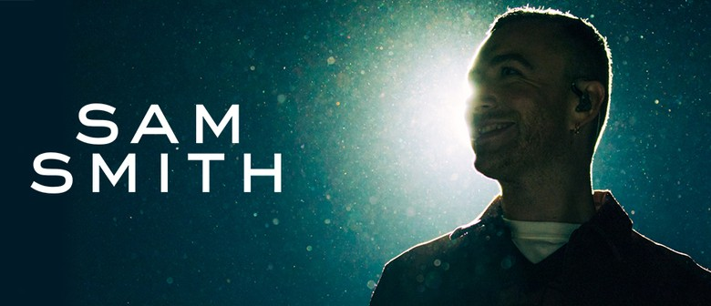 Sam Smith – The Thrill Of It All Tour