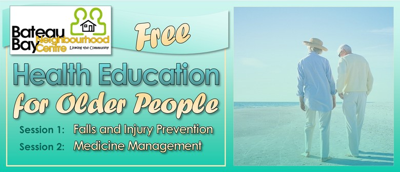 Health Education for Older People