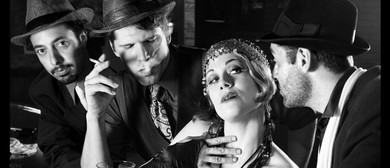 1920's Gangsters and Flappers Burlesque Cruise