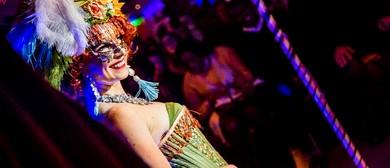 The Paris Rouge Burlesque Showboat Cruise
