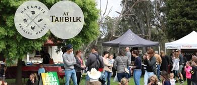Nagambie Farmers Market – Australia Day Long Weekend