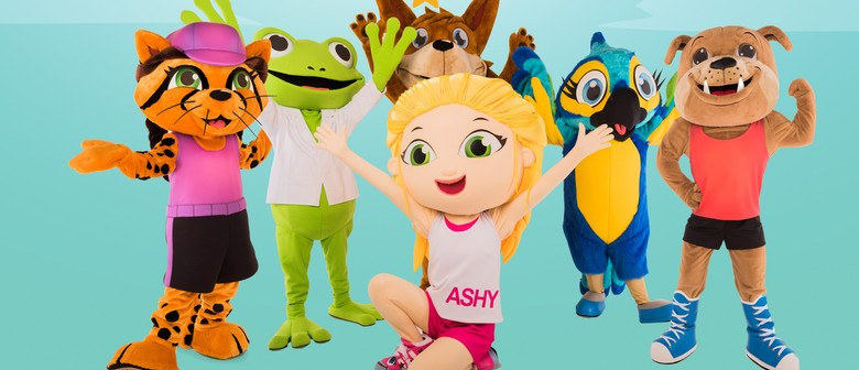 Ashy and Friends