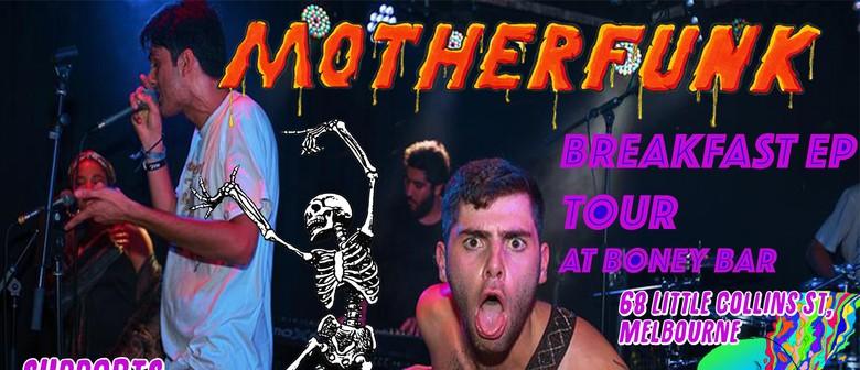 Motherfunk With Dr. Sinha's Jazz Lobotomy & Squid Nebula