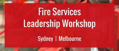 Fire Services Leadership Workshop