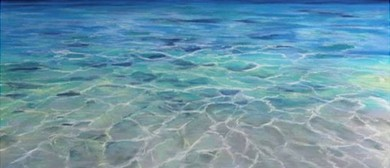 Pastel Painting Workshop: Reef and Crystal Clear Water