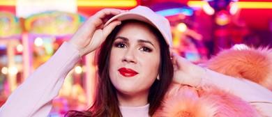 Becky Lucas – Brisbane Comedy Festival 2018