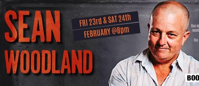 Stand Up Comedy With Sean Woodland