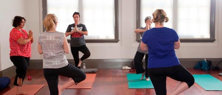 Yoga General – Thursdays