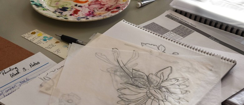 Botanical Art With Watercolour – The Next Step