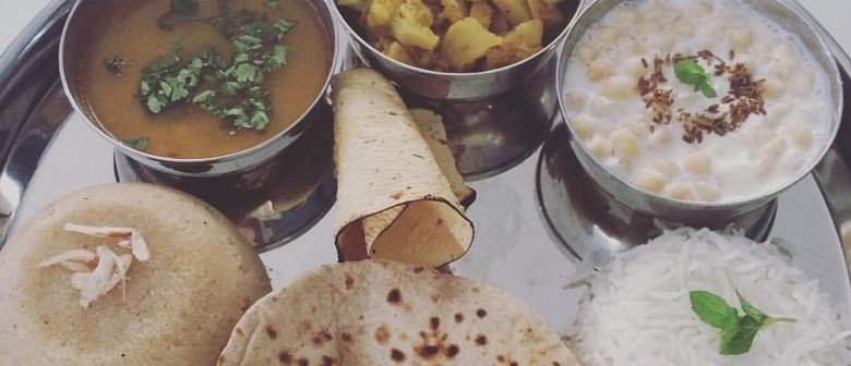 Indian Thali Cooking Class