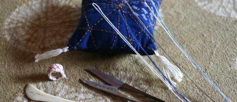 Slow Stitching and The Art of Mending