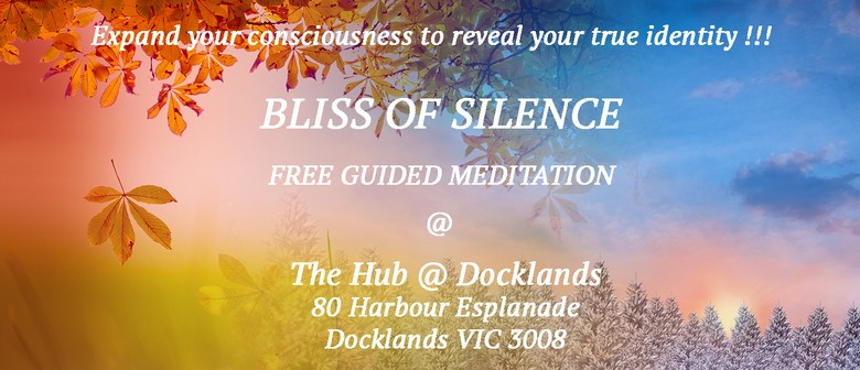 Free Guided Meditation @ Docklands