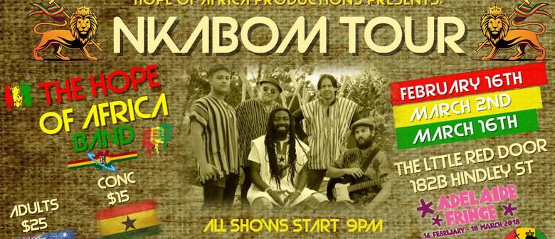 Nkabom Tour – Unity Tour – Adelaide Fringe