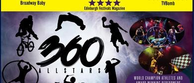 360 Allstars – Adelaide Fringe
